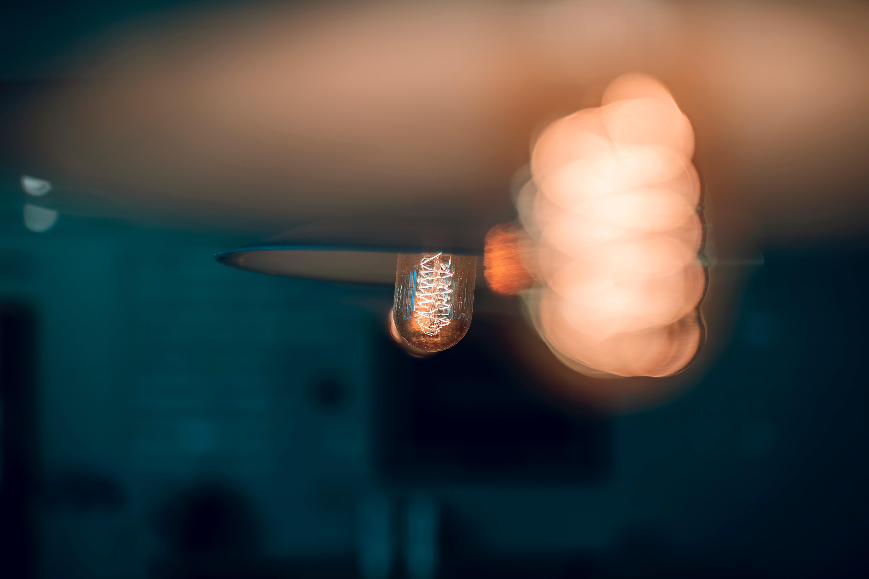Indoor light.