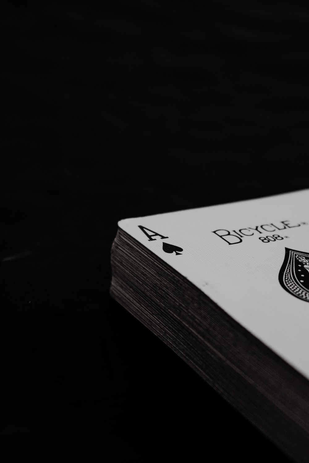 ace of spade playing card