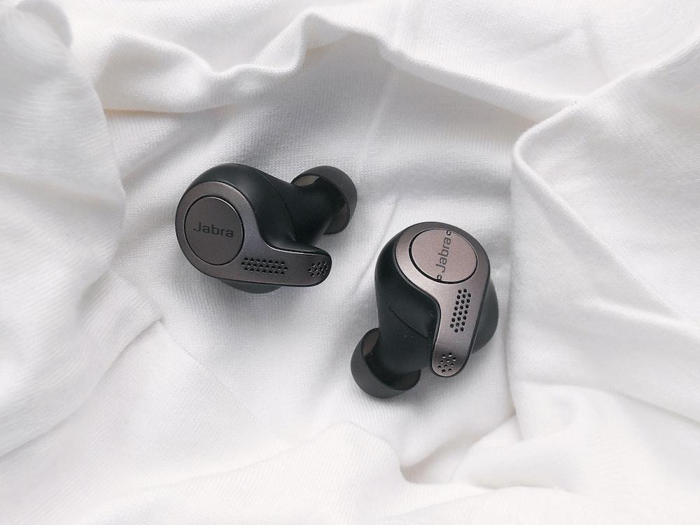 black and white plastic tool