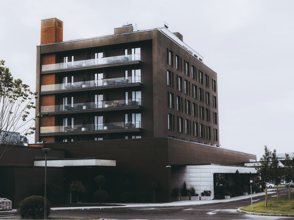 brown concrete building during daytime