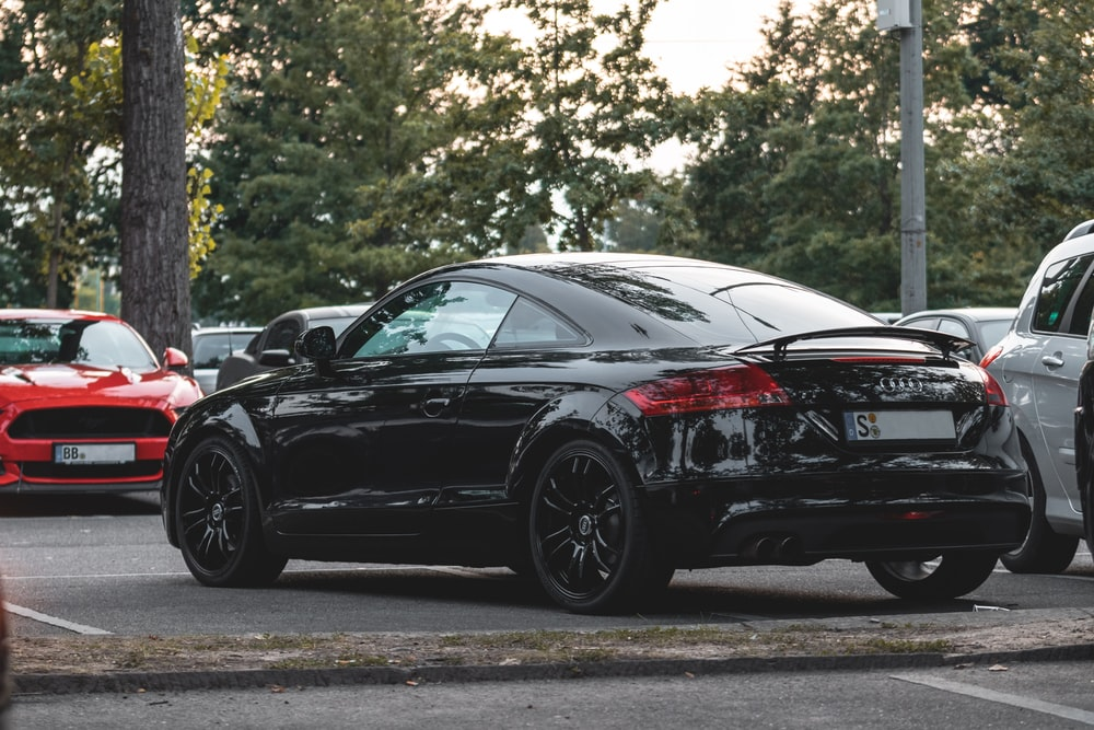 black bmw m 3 coupe on road during daytime