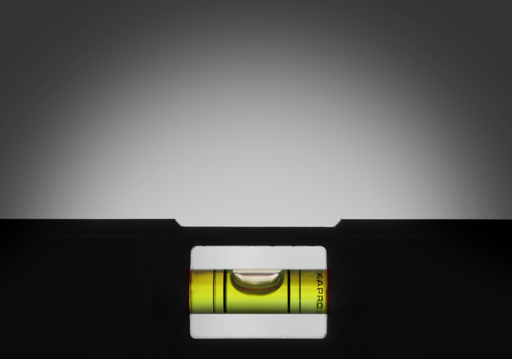 white and green electronic device