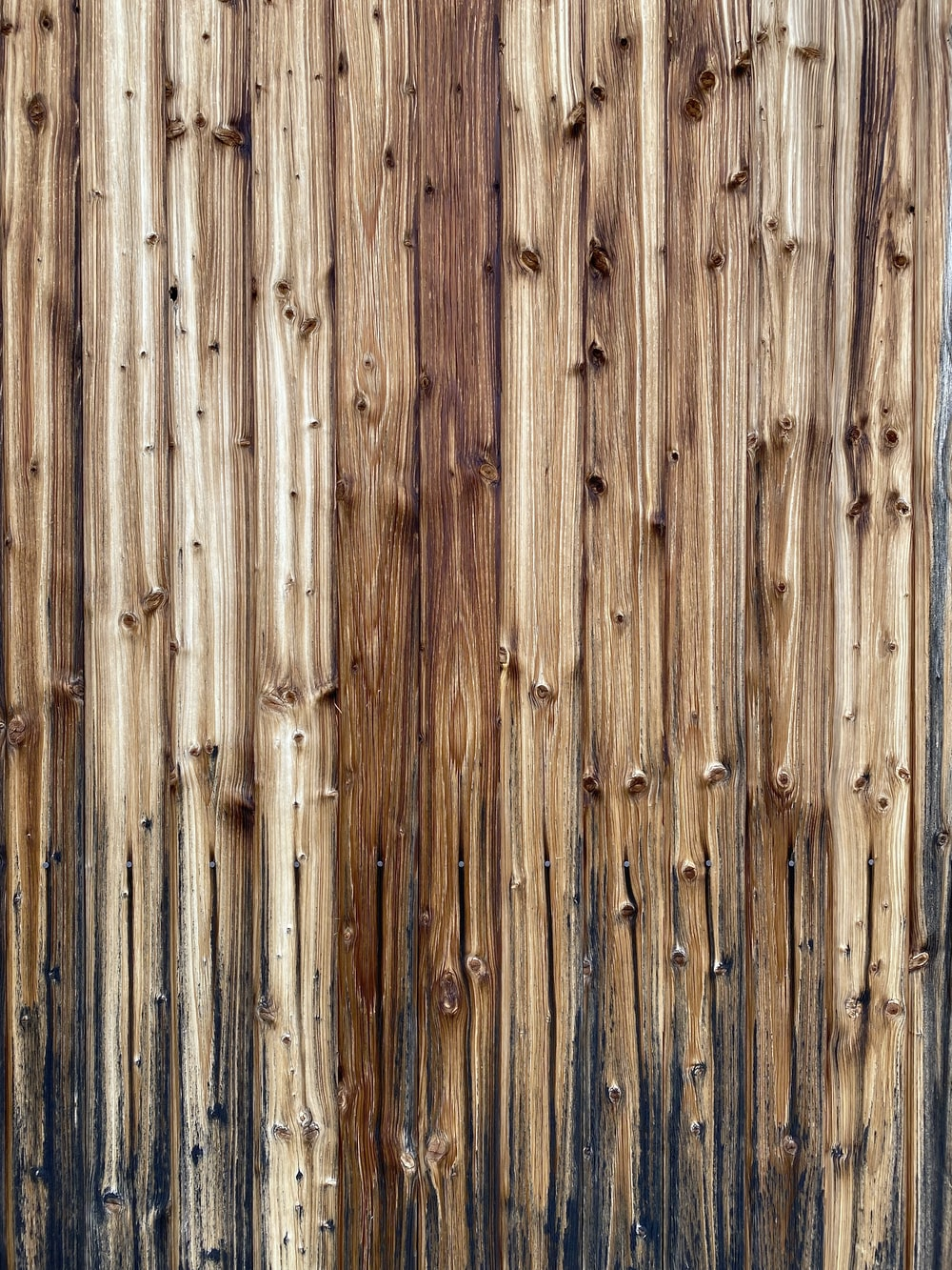 brown and gray wooden wall