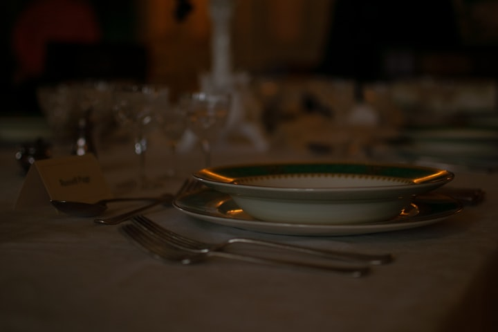 Loosen Your Corsets:  The Titanic's Final 11 Course Meal