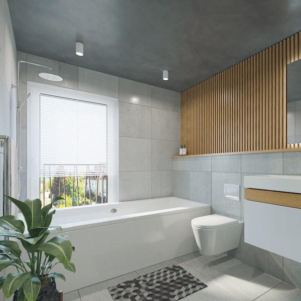 Petite salle de bain: idées et conseils pour l'aménager