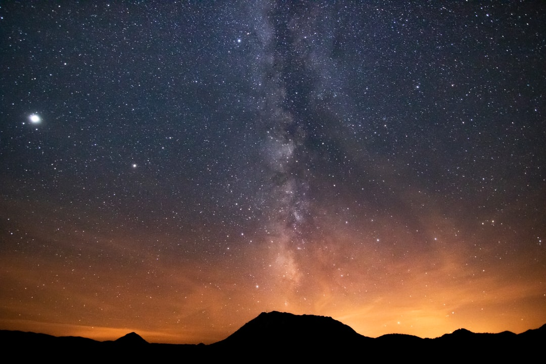 The Milkyway From A Region of Spain. - unsplash