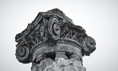 ruins pompeii facts