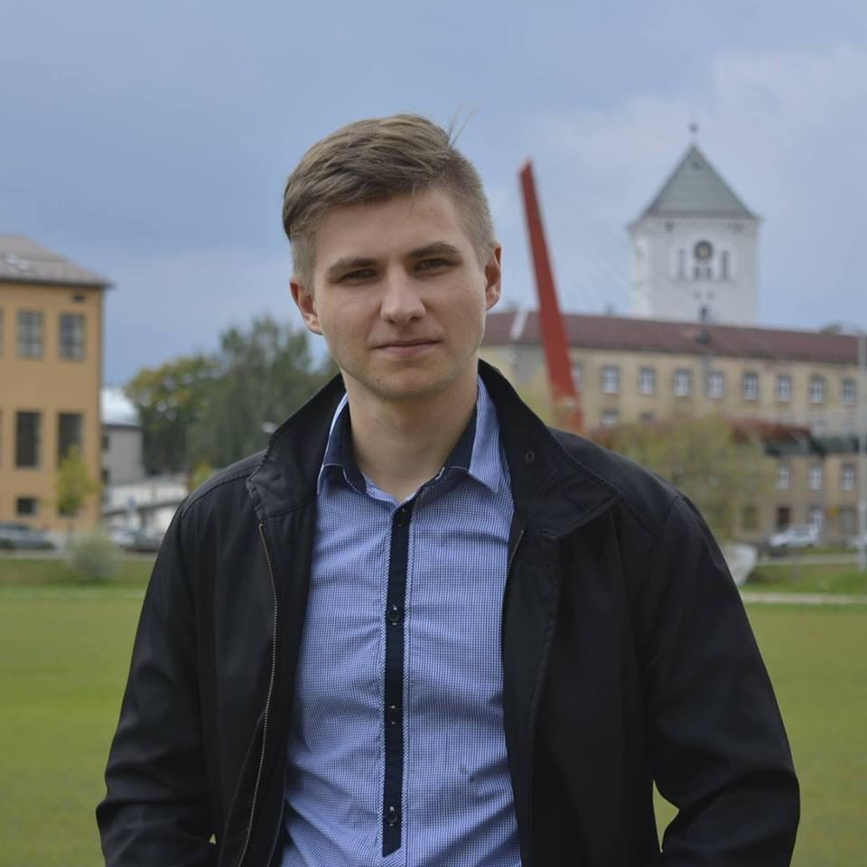 Go to Yuriy Romadin's profile