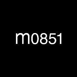 Avatar of user m0851