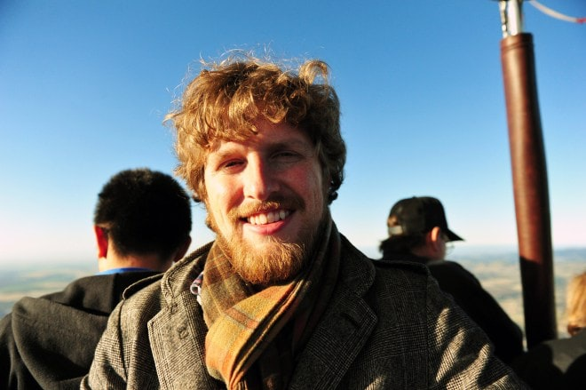 Go to Matt Mullenweg's profile
