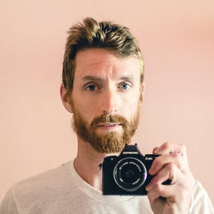 Avatar of user Tyler Finck
