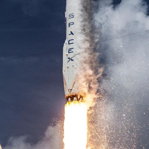 Go to SpaceX's profile