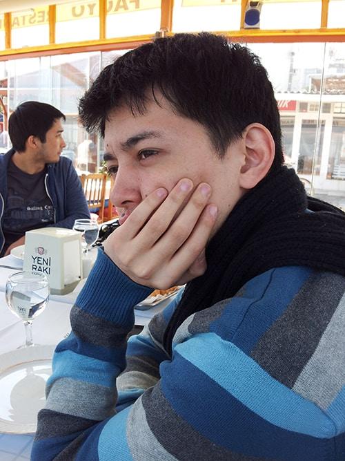 Avatar of user Valihan Konurbayev