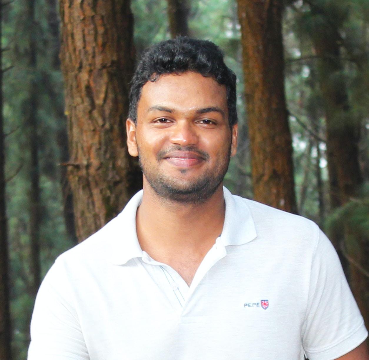 Go to Sajeesh Philip's profile