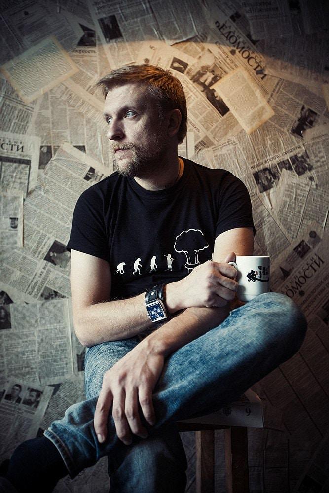 Avatar of user Vladimir Chuchadeev