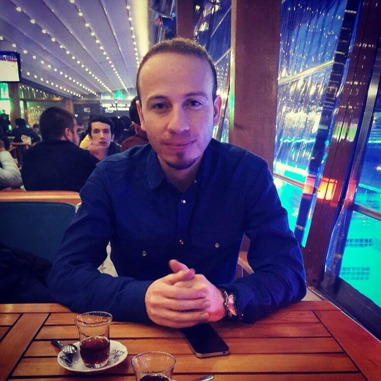 Avatar of user Faruk Kaymak