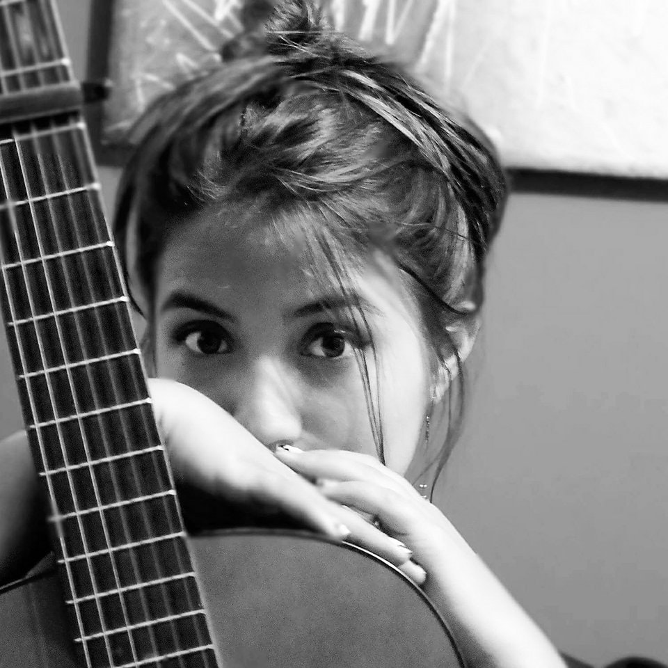 Go to María Fernanda Fierro's profile