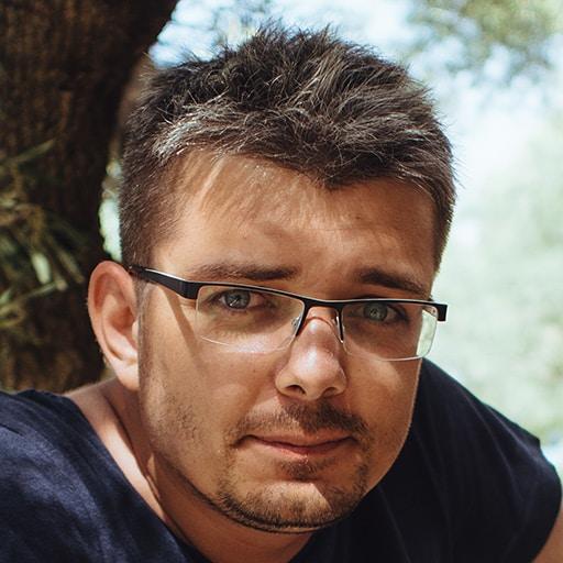 Avatar of user Pawel Kadysz