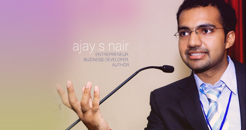 Go to ajay s nair's profile