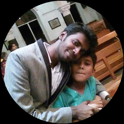 Go to Isravel Raj's profile