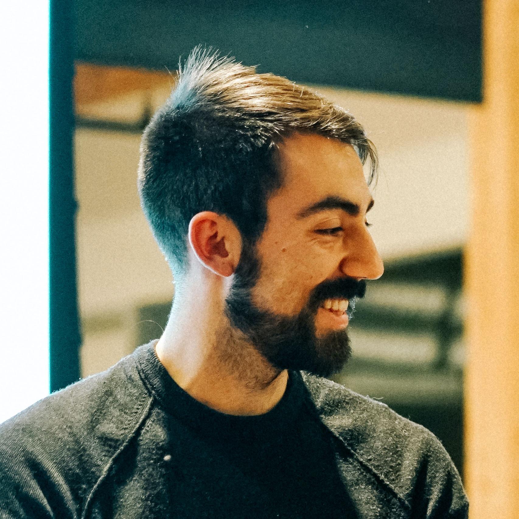 Go to Bernat Fortet's profile