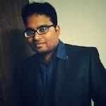 Avatar of user Vikram Mudaliar