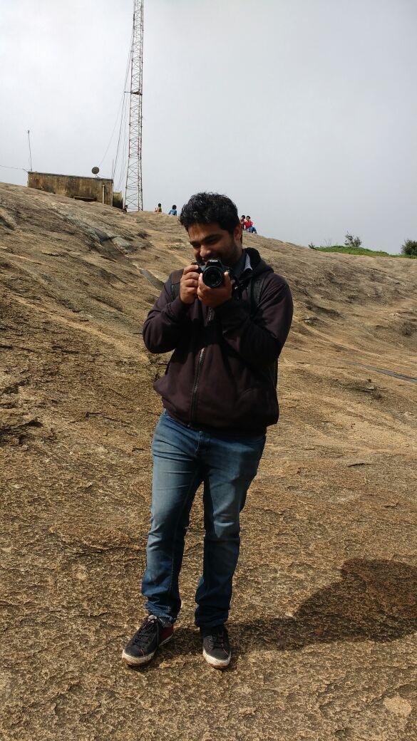 Avatar of user Nikhil SureshBabu