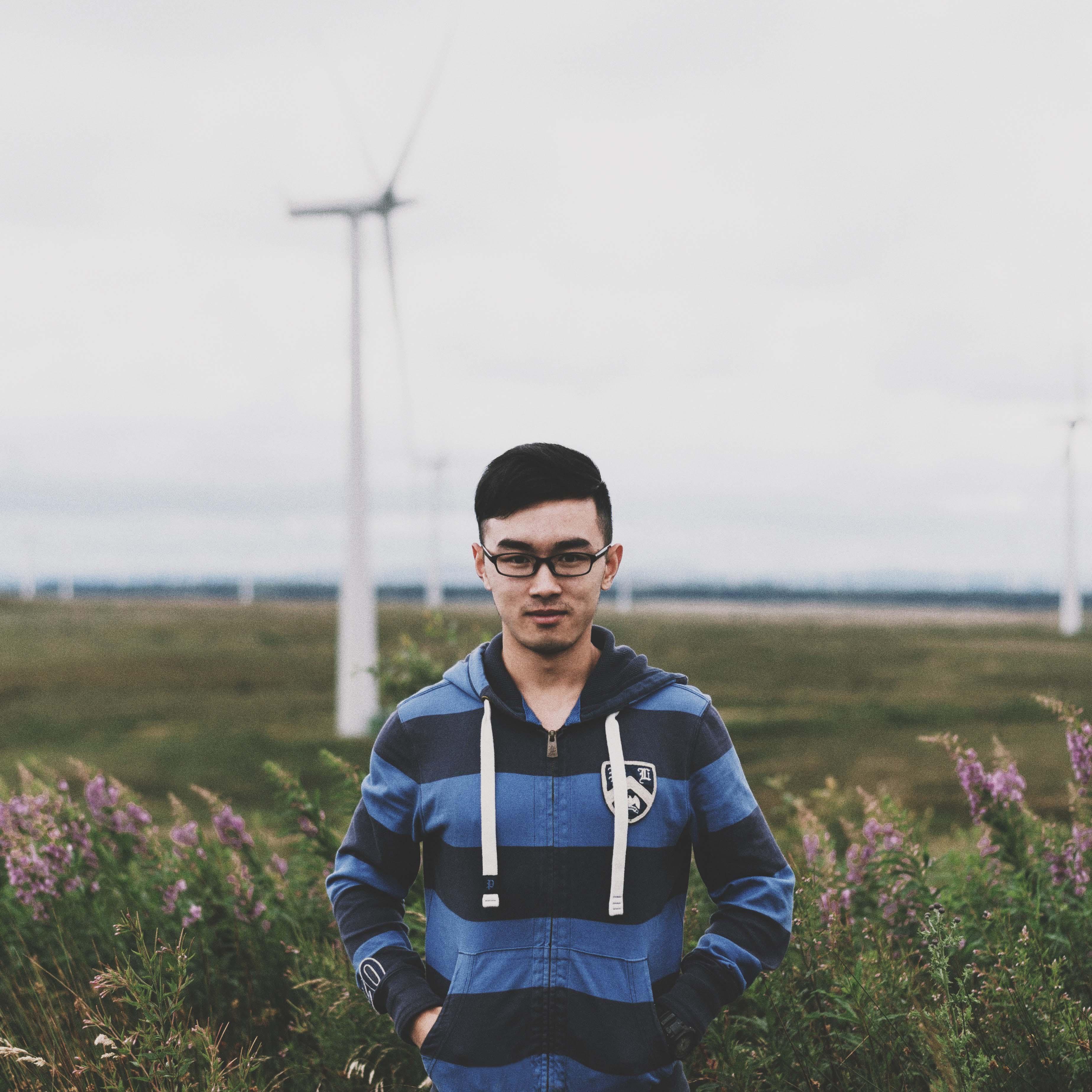 Avatar of user Eric Yang