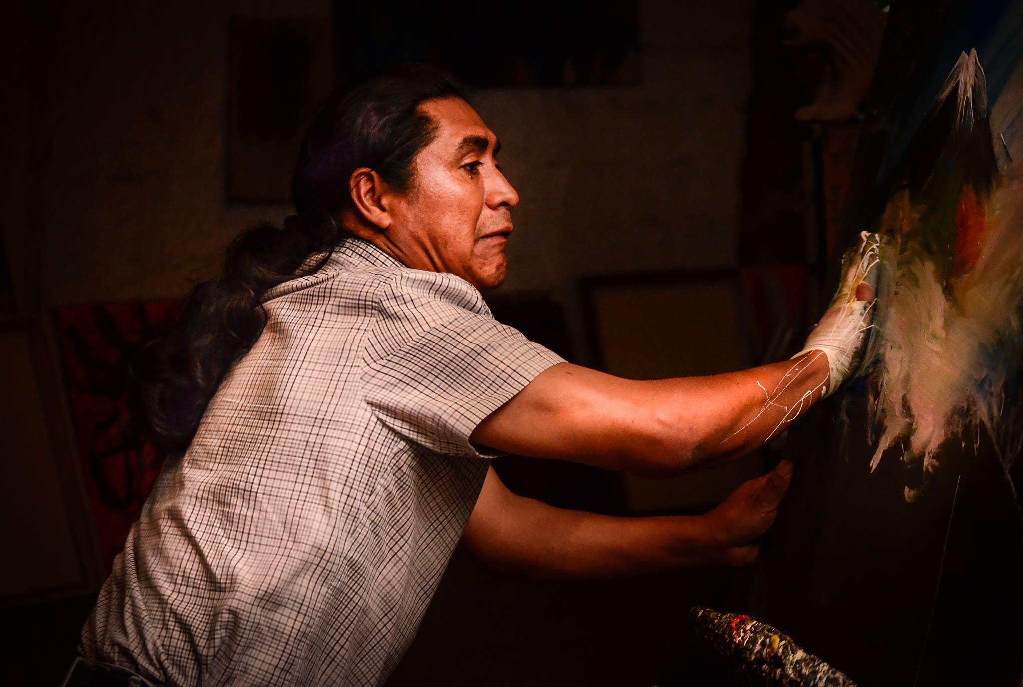 Avatar of user Famous Artist Painter Ortega Maila