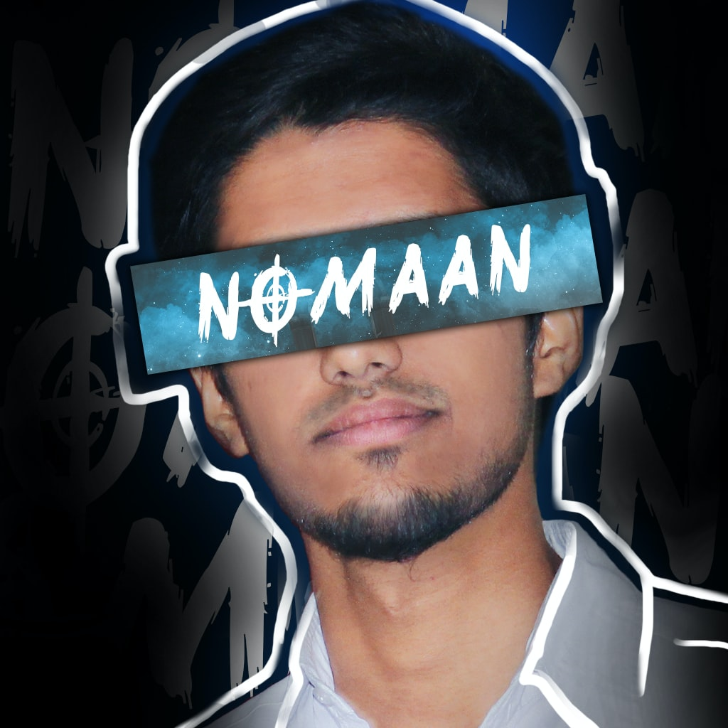 Go to Nomaan Mohammed's profile