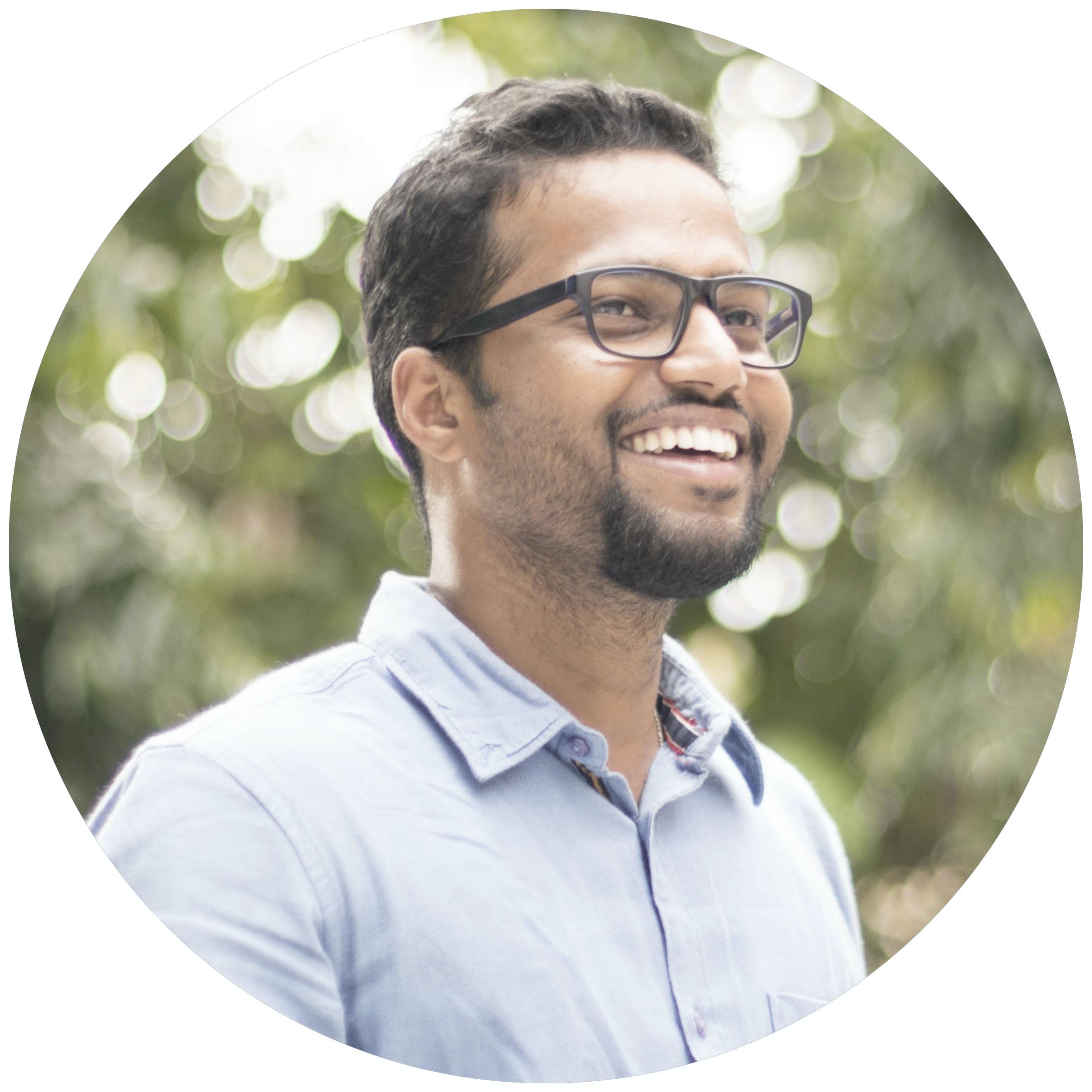 Avatar of user Thoshith Ravi