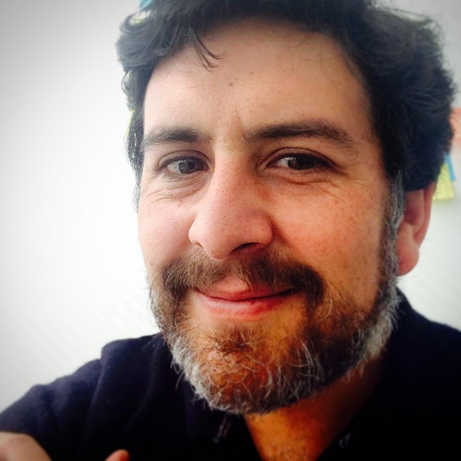 Avatar of user Joaquin Toro