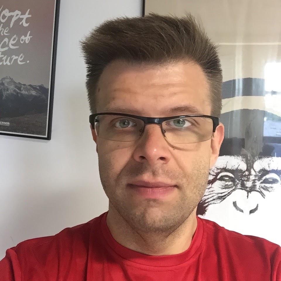 Go to Rafał Malinowski's profile