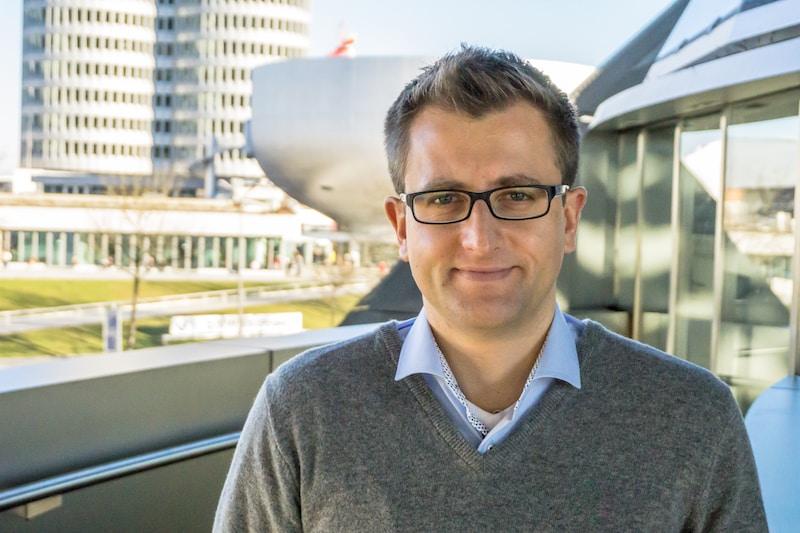 Avatar of user Markus Birner