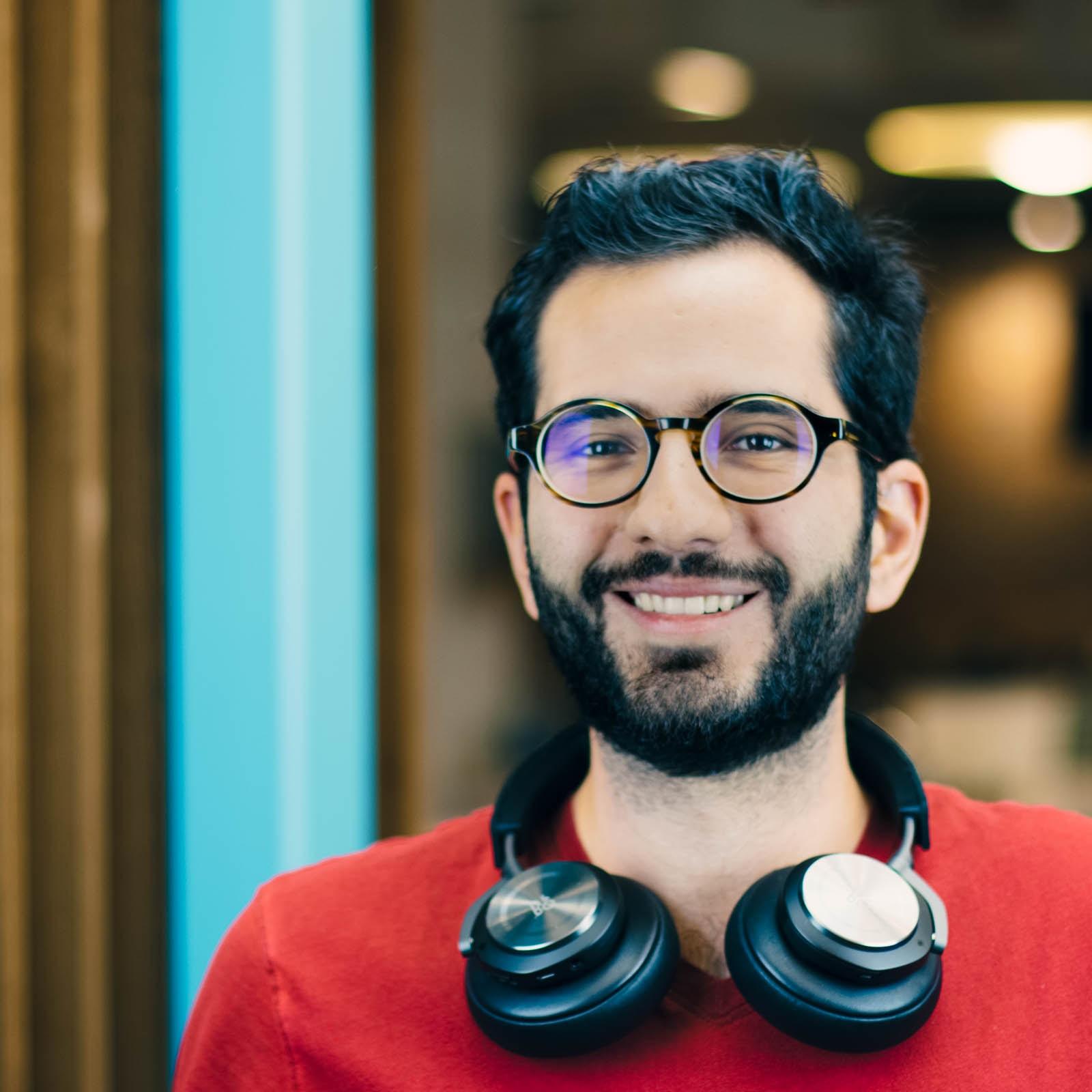 Go to Nima Izadi's profile