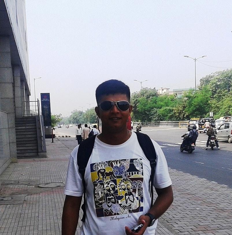 Go to Rajat Chakraborty's profile