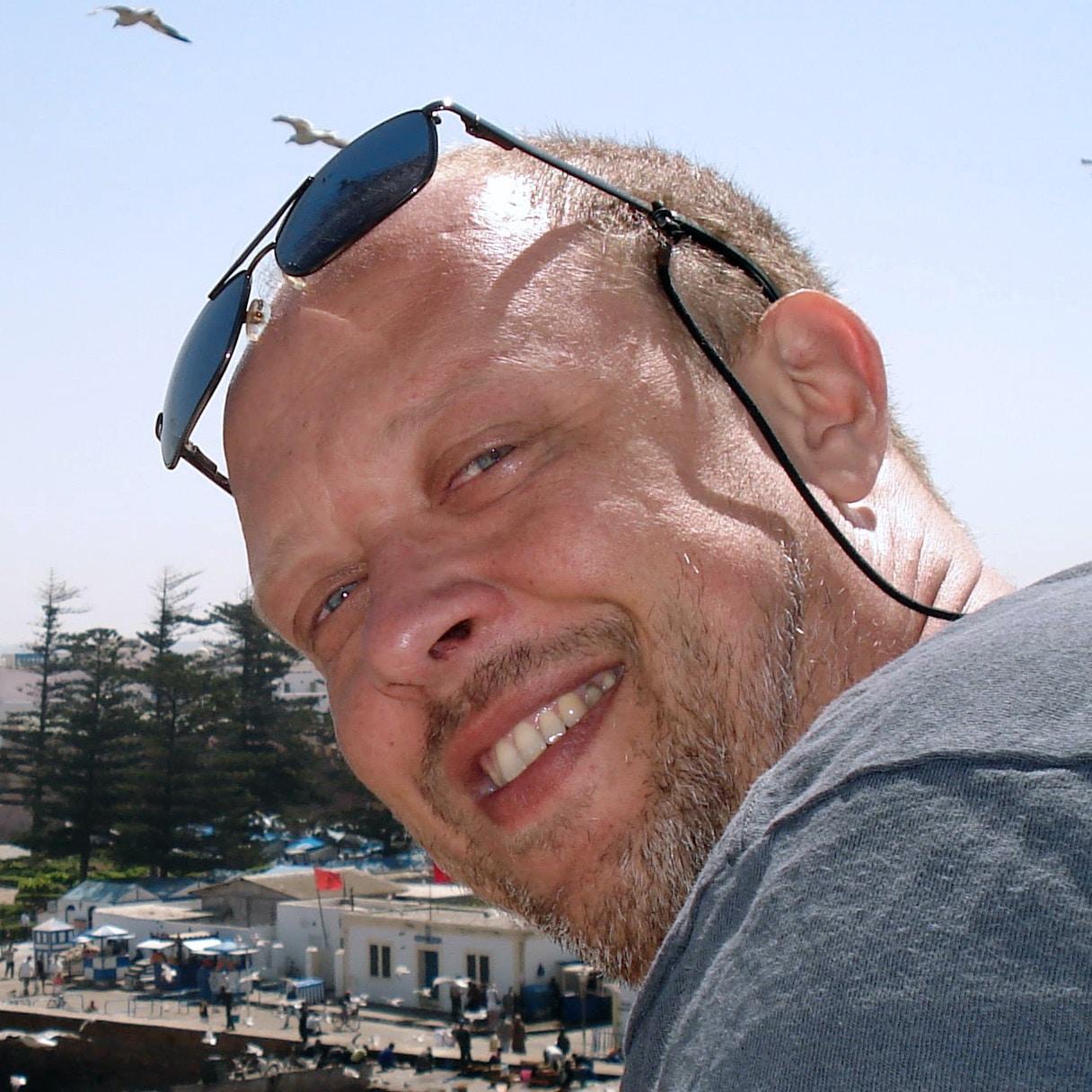 Avatar of user Paul Fleury