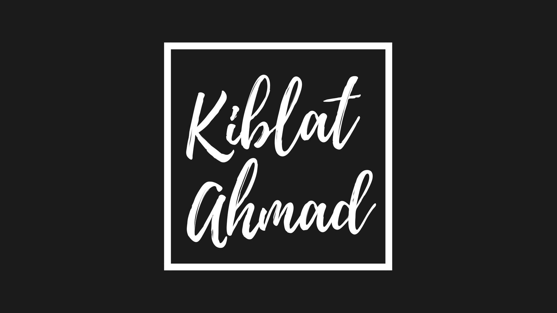 Go to Kiblat Ahmad's profile