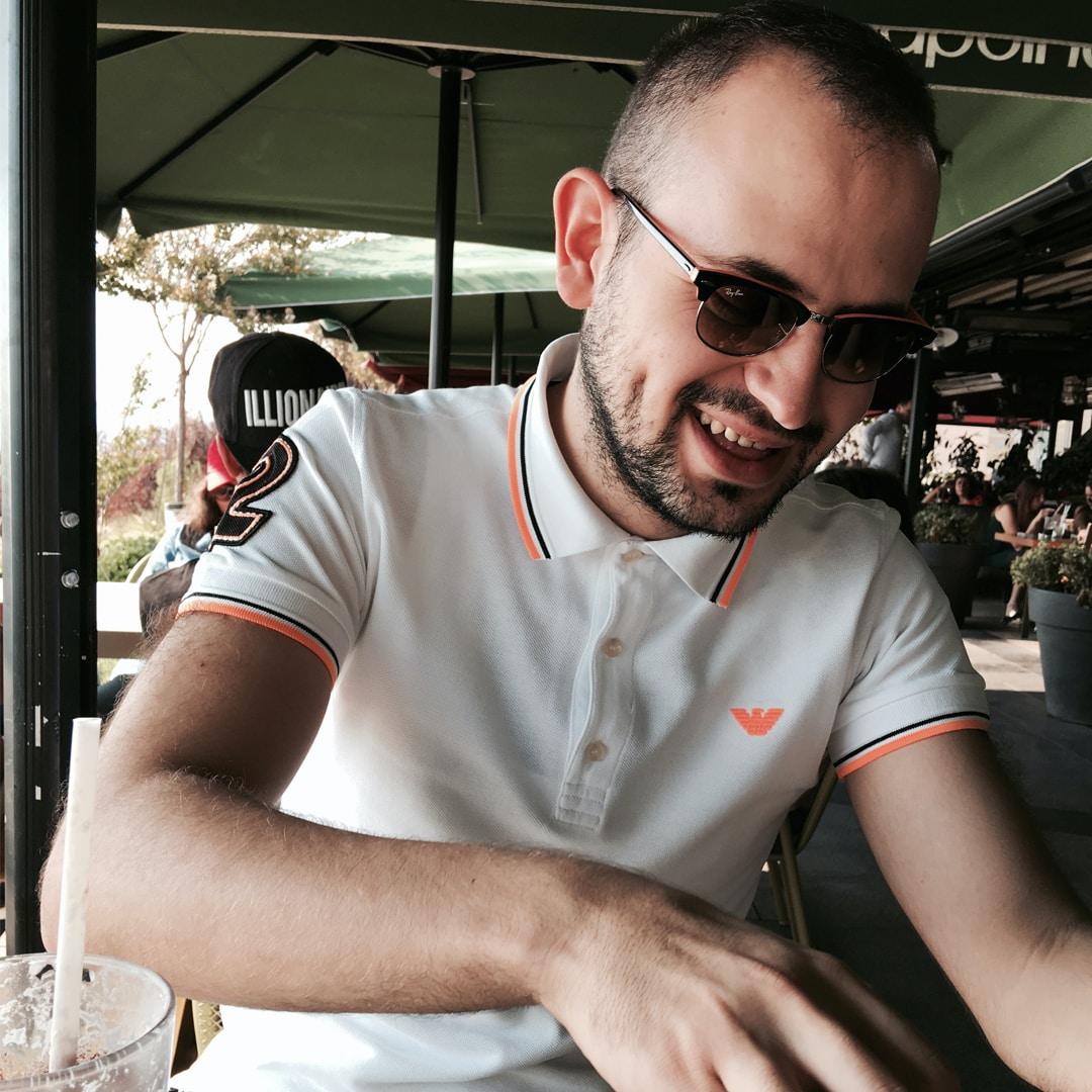 Avatar of user Omer Faruk Erdogan