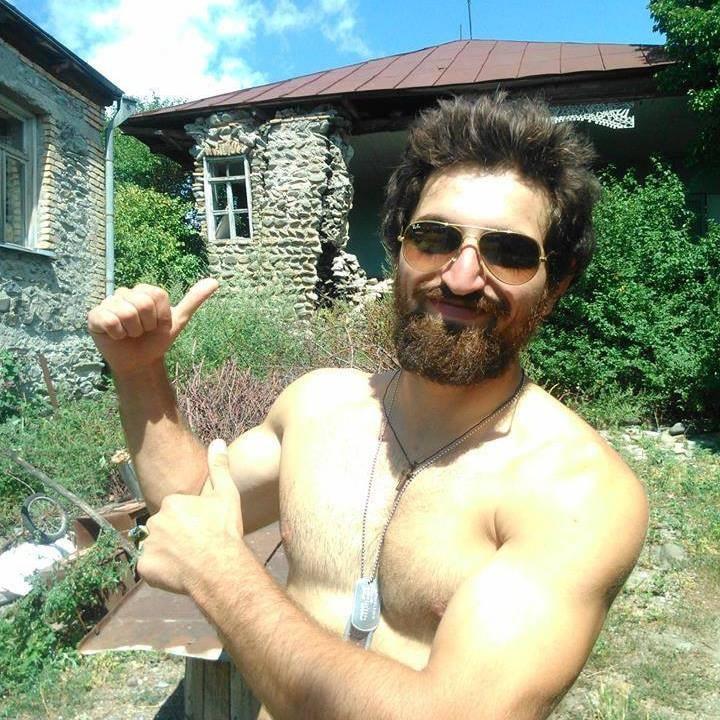 Go to archil kaulashvili's profile