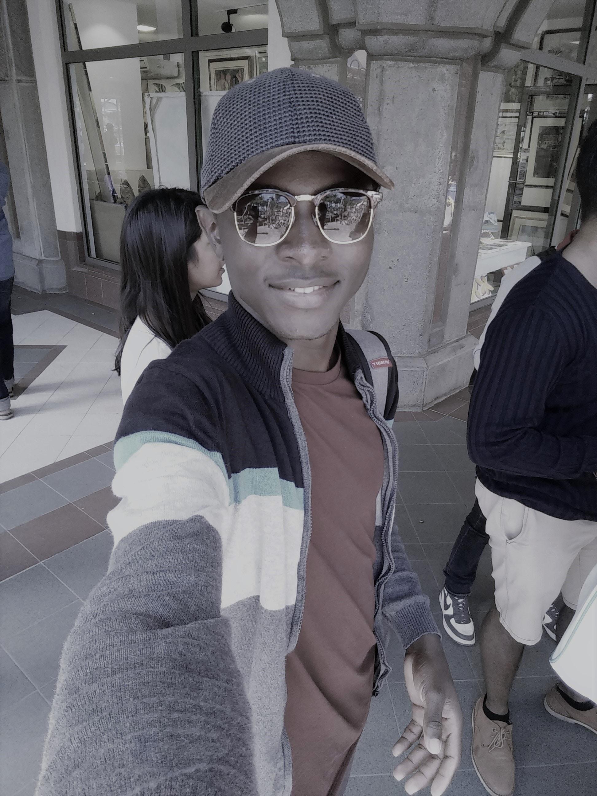 Go to Adebola Folarin's profile