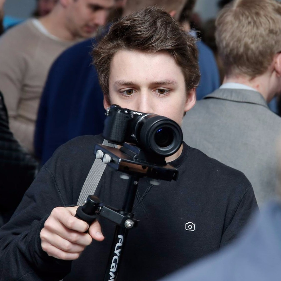 Avatar of user Tobias Cornille