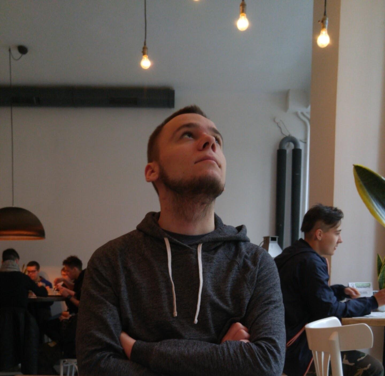 Go to Michał Gałężewski's profile