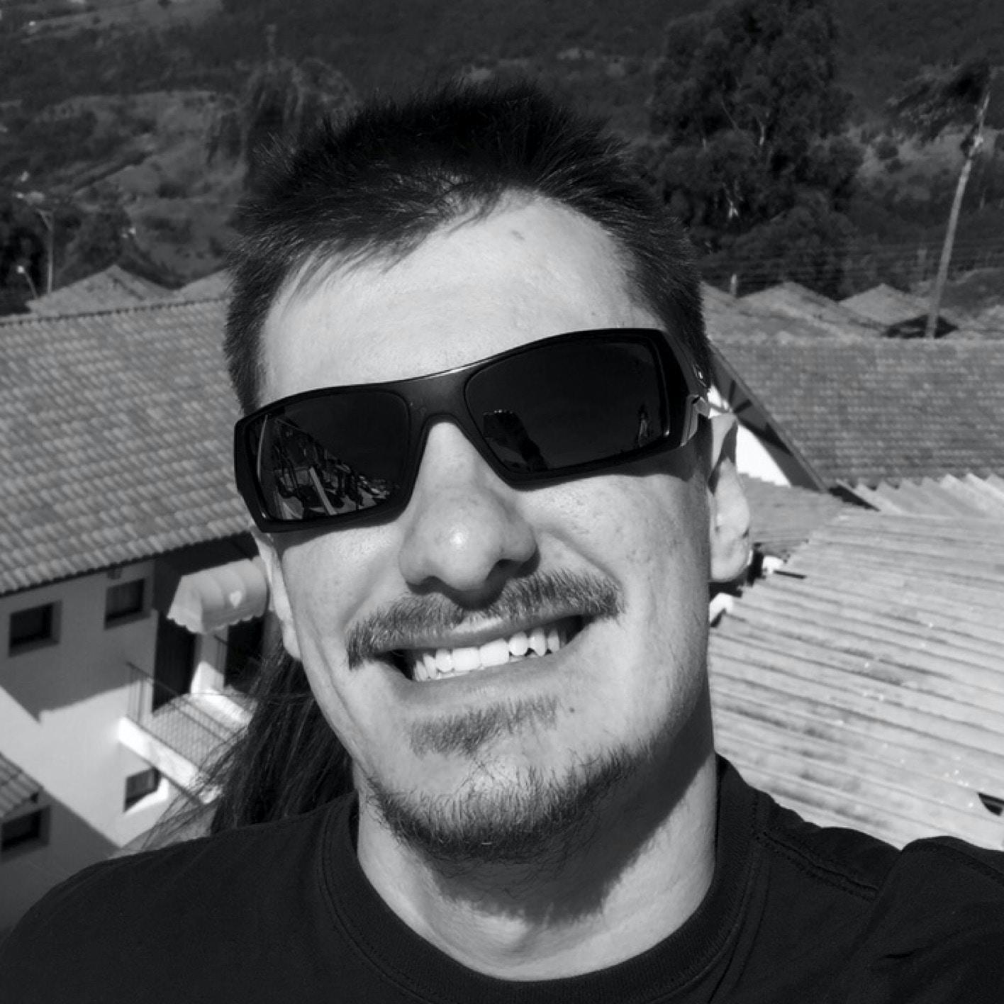 Avatar of user Marcos Paulo Pagano
