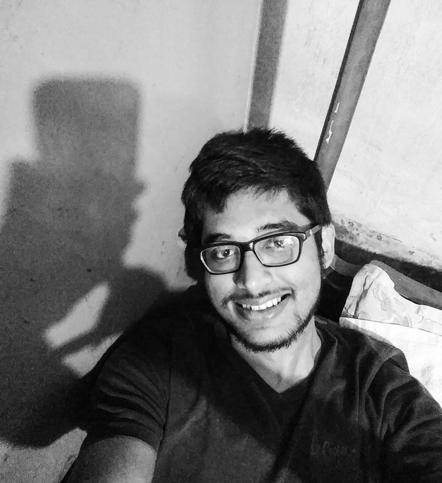 Go to Soumyabrata Roy's profile