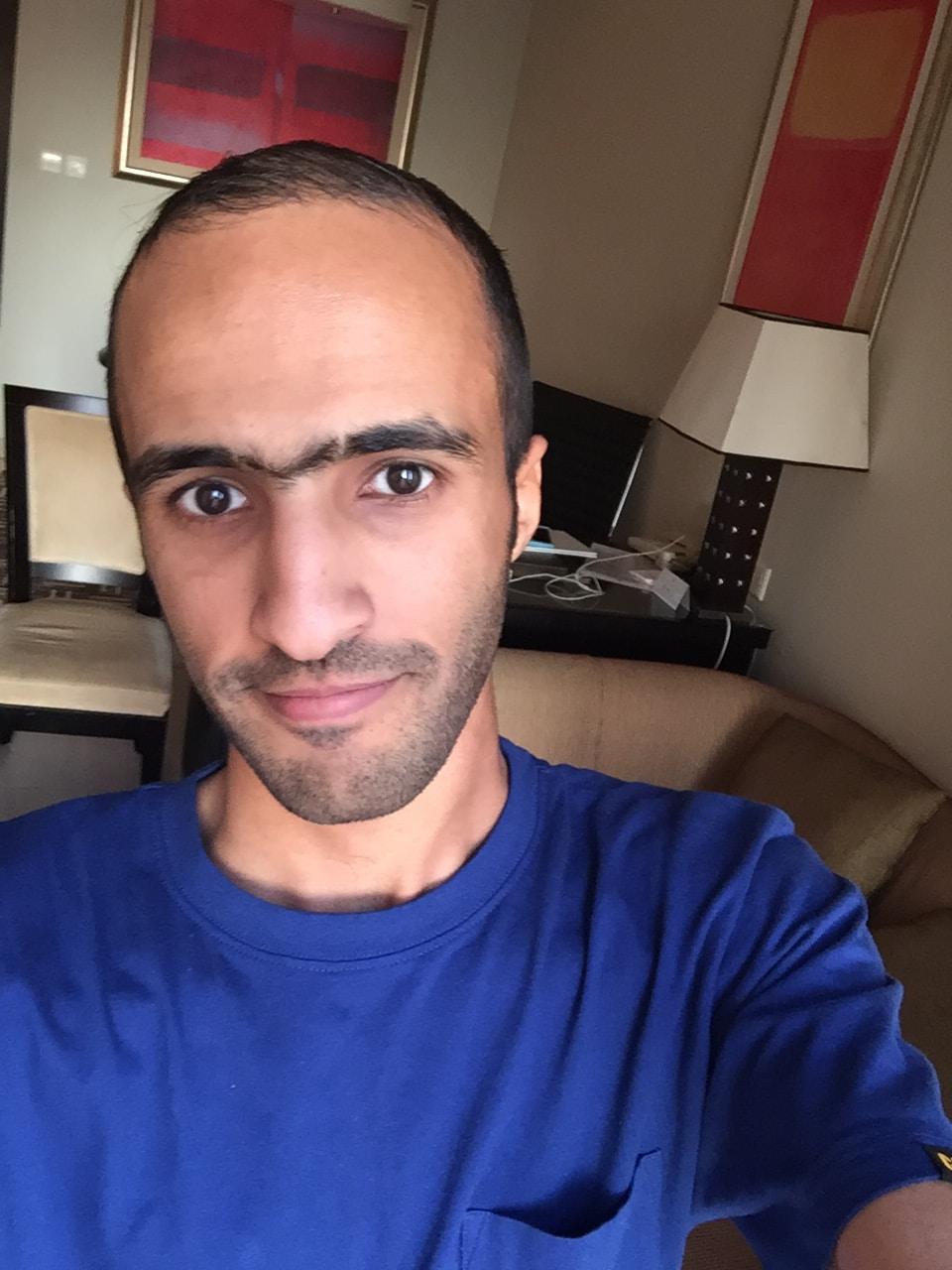 Go to Khalid Albadrani's profile