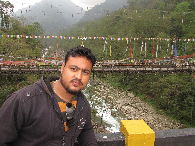 Go to Saikat Mukhopadhyay's profile