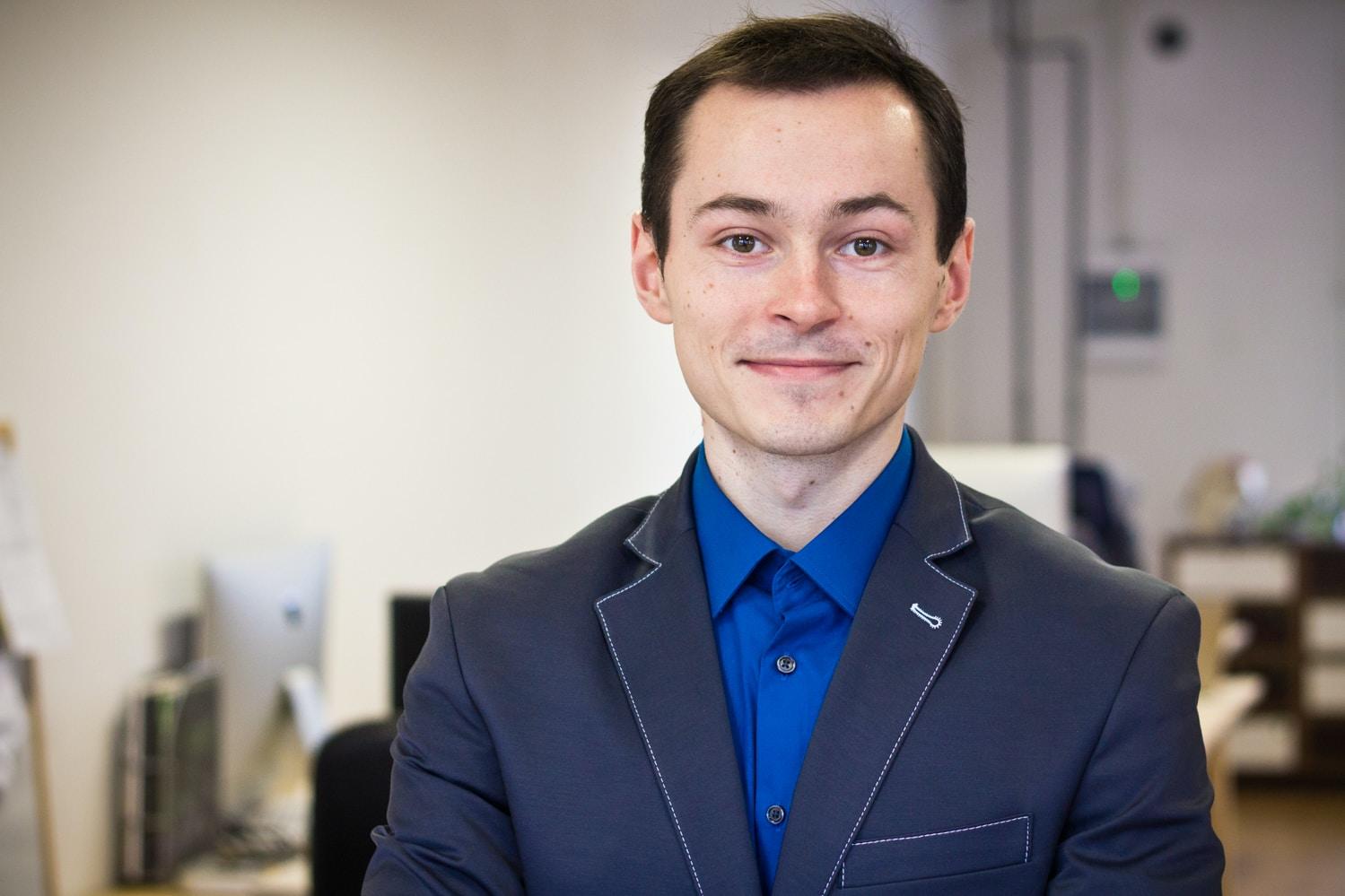 Avatar of user Łukasz Maźnica