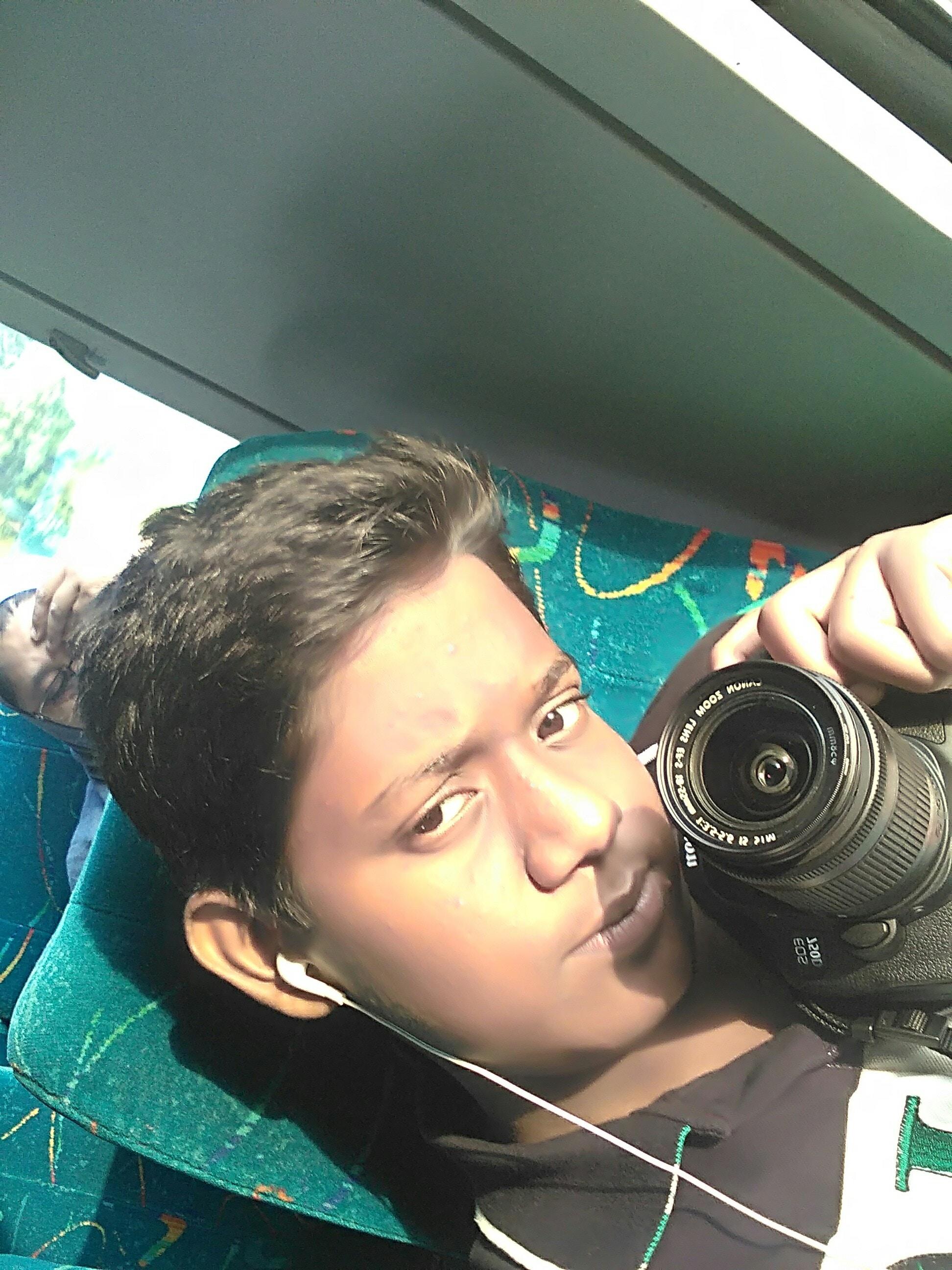 Avatar of user Barath Karthi R.K
