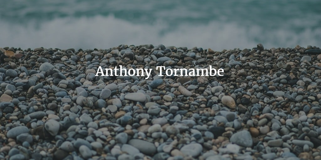 Go to Anthony Tornambe's profile